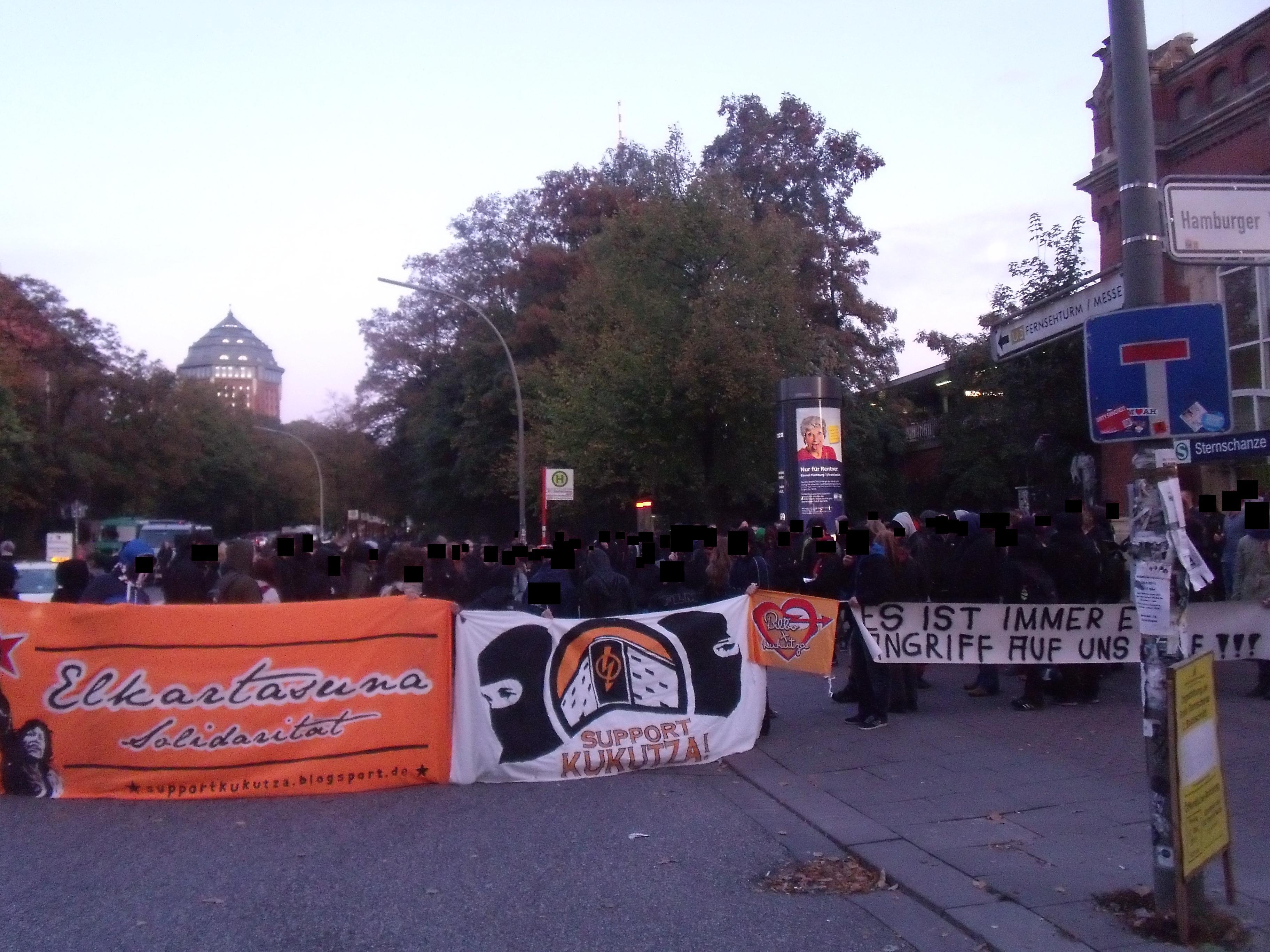 2.Kundgebung Hamburg